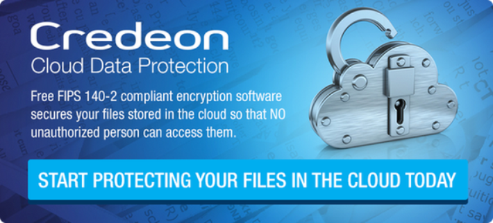 Credeon Cloud Data Protection