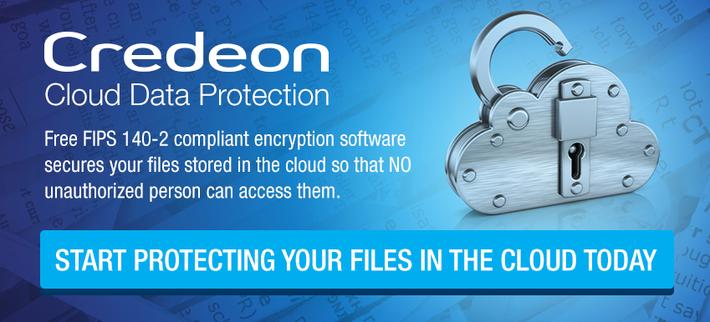 Credeon Cloud Data Protection