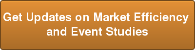 Get Updates on Market Efficiency  and Event Studies