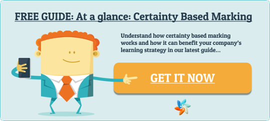 Certainty Based Marking