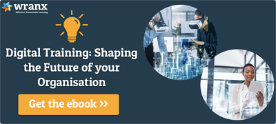 Digital Training: Shaping the Future of your Organisation