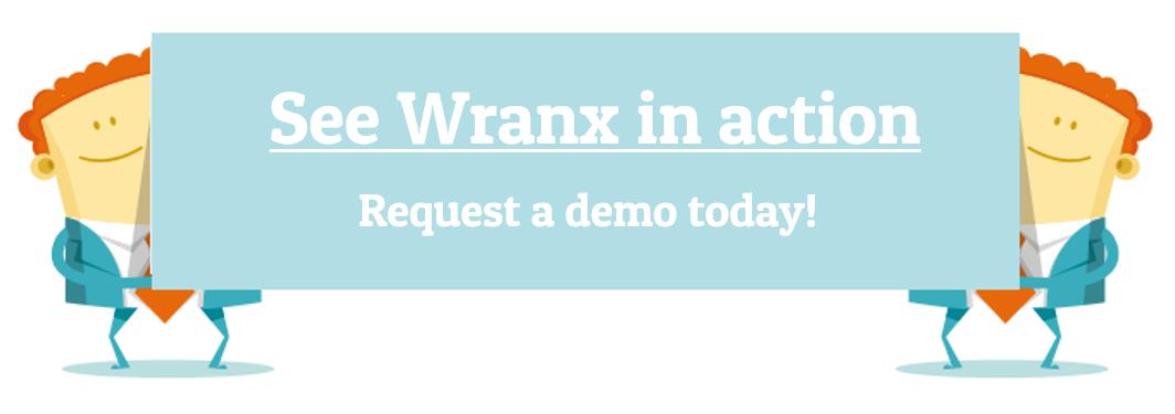 Wranx - Request A Demo