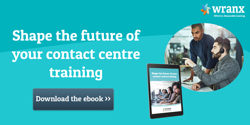 Shape the future of your contact centre training