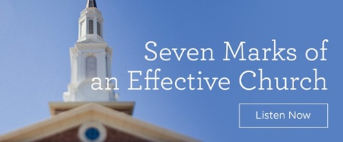 Seven Marks of an Effective Church