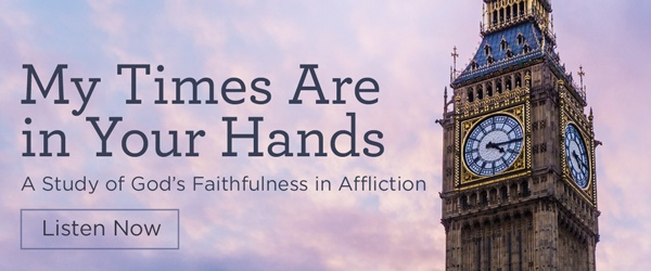 My Times Are in Your Hands - A Study of God's Faithfulness in Affliction