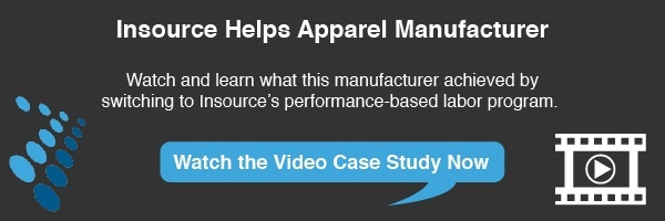 Insource and Apparel Video Case Study