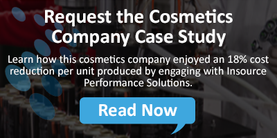 Case Study: Cosmetic Company | Insource