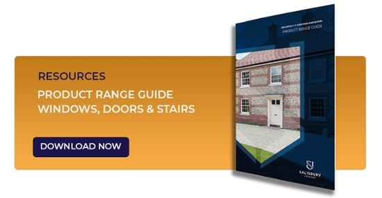 Salisbury Joinery Product and Specification Guide