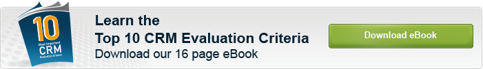 eBook - Top 10 CRM Evaluation Criteria