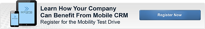 Get a working custom mobile app for your CRM system