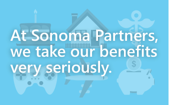 Sonoma Partners Benefits