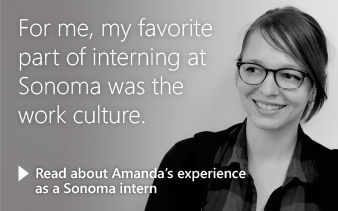 Day in the Life of an Intern - Amanda