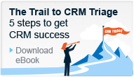 eBook - The Trail to CRM Triage