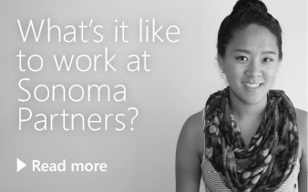 What's it like to work at Sonoma Partners?