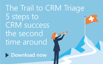 The Trail to CRM Triage