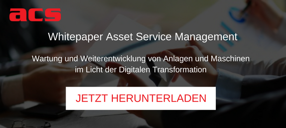 Whitepaper Asset Service Management