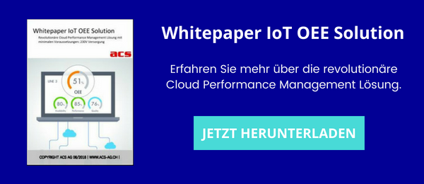 Whitepaper IoT OEE Solution