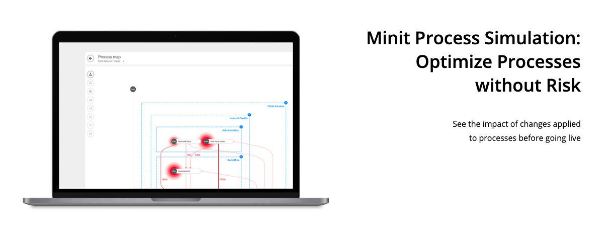 Minit Process Simulation Webinar Banner
