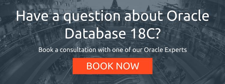 Oracle Database 18C