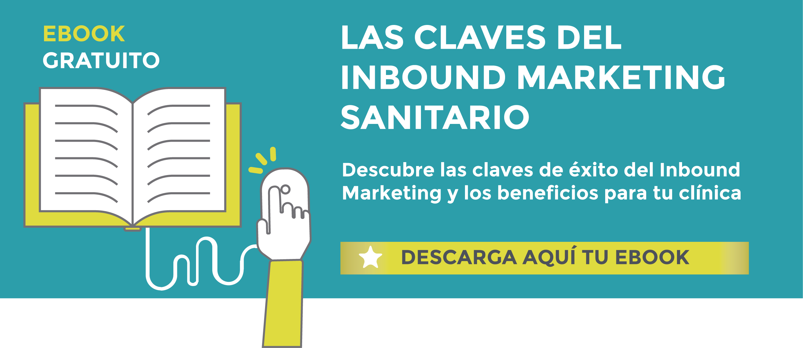 Descarga la guía gratuita sobre las claves del Inbound Marketing sanitario