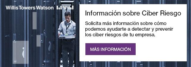 Información sobre Ciber Riesgo