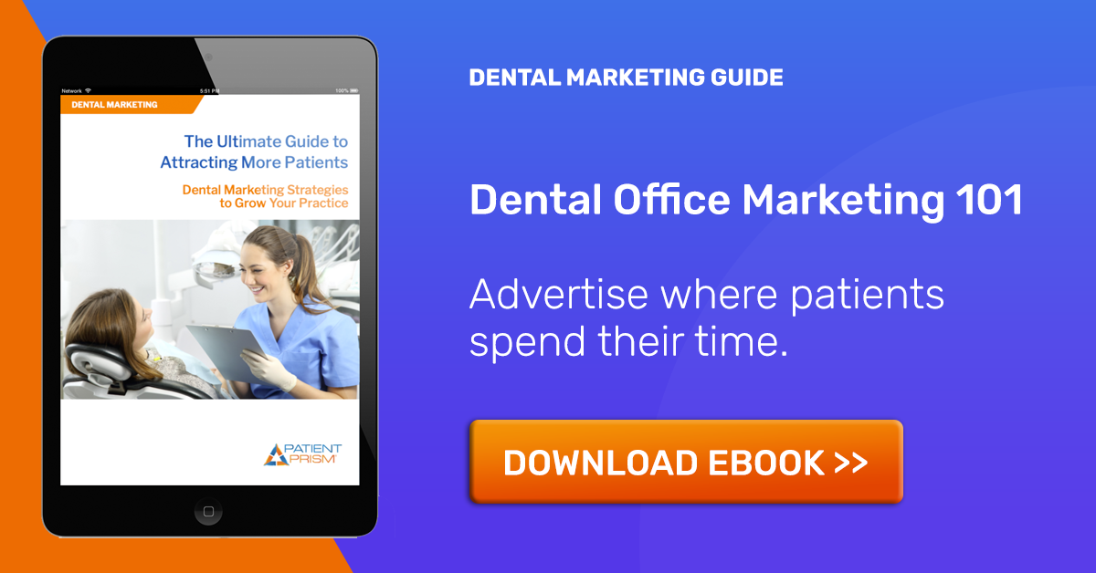 Download the Dental Office Marketing eBook