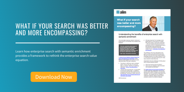 Free Tip Sheet: What If Your Search Was Better and More Encompassing?