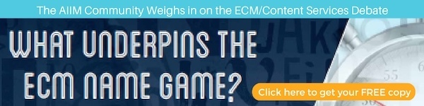 Click for your FREE Copy of 'What Underpins the ECM Name Game'