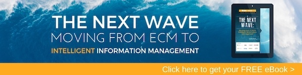 from ECM to Intelligent Information Management