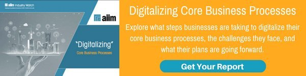 Digitalizing Core Business Processes