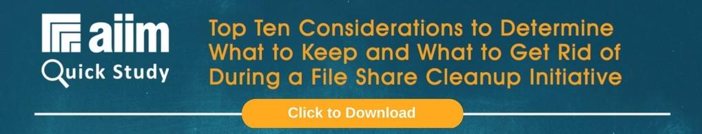 10 Questions to Ask Yourself When Cleaning Up Your Files