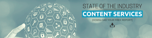 State fo the Industry -  Content Services