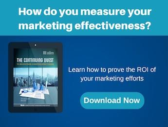 The Continuing Quest to Demonstrate Marketing Effectiveness