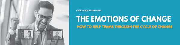 The Emotions of Change - How to Help Teams Through the Cycle of Change
