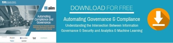 Automating Governance and Compliance