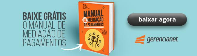 Manual da Mediação de Pagamentos