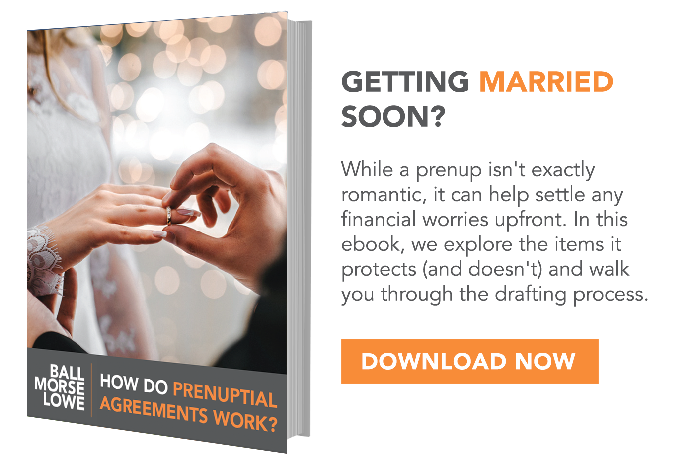 How Do Prenuptial Agreements Work?