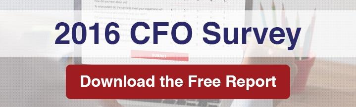 2016 CFO Survey