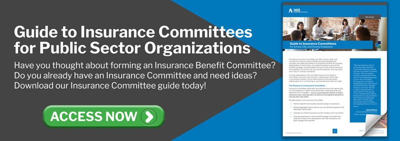 """Download our """"Guide to Insurance Committees for Public Sector Organizations"""""""