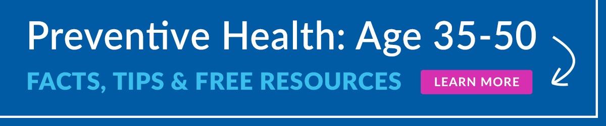 preventive health age 35-50
