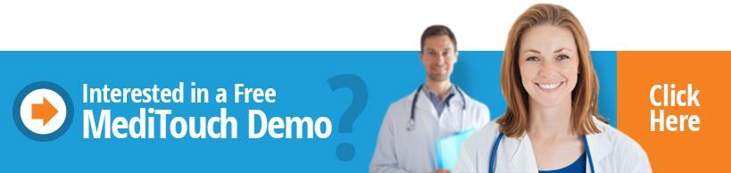 Free Demo - Award Winning MediTouch EHR and Billing Software