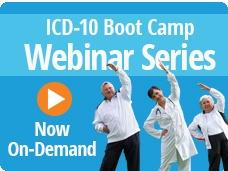 ICD-10 Boot Camp Free Webinar Series