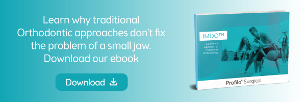 How to fix a small jaw ebook