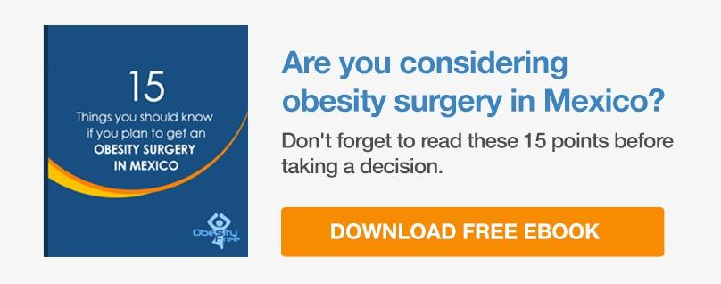 Ebook - 15 points you must know before opting for Obesity Surgery
