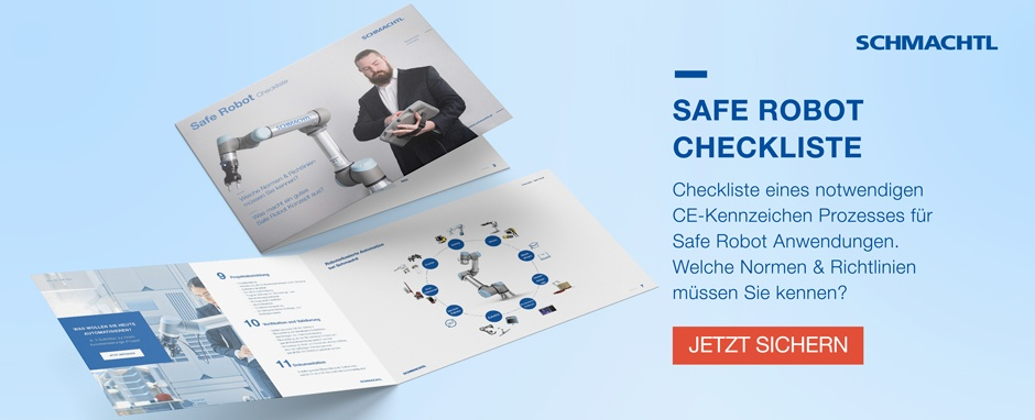 Safe Robot Checkliste