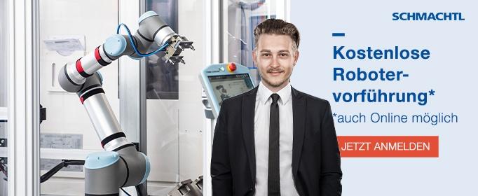 Kostenlose online Roboter Vorführung