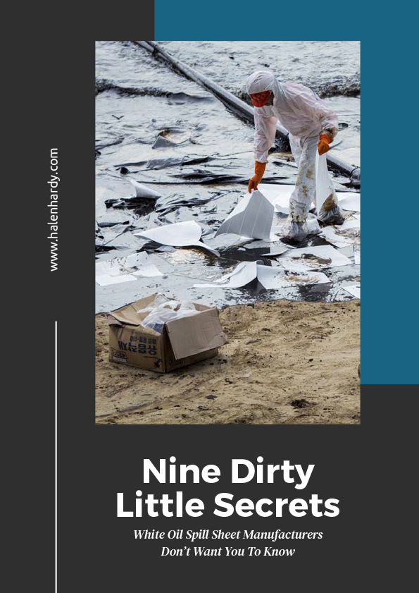 Nine Dirty Little Secrets White Oil Spill Manufacturers Don't Want You to Know