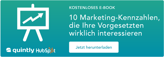 marketing kennzahlen