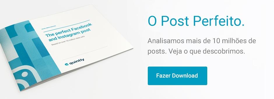 O post perfeito