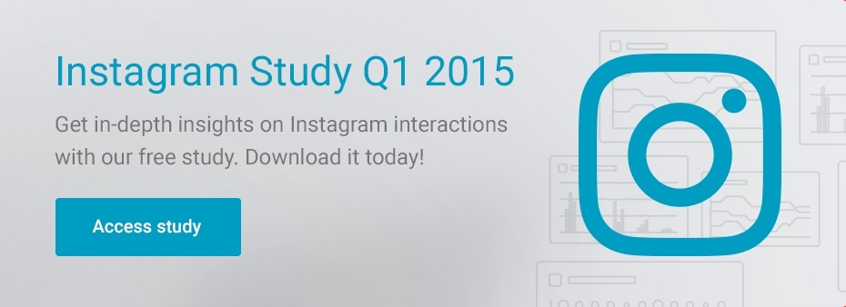 Instagram Study Q1 2015